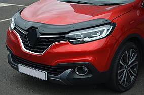 Дефлектор капоту (EuroCap) Renault Kadjar