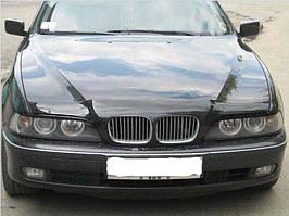 BMW 5 серия E-39 1996-2003 гг. Дефлектор капота (VIP)