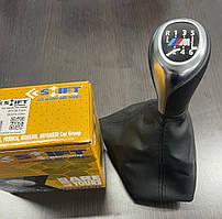 BMW 5 серия F-10/11/07 2010-2016 гг. Ручка и чехол КПП (ОЕМ)