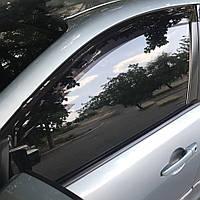 Mazda 3 2003-2009 гг. Ветровики HB (4 шт, HIC)