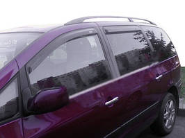 Вітровики (4 шт, HIC) Volkswagen Sharan 1995-2010 рр.