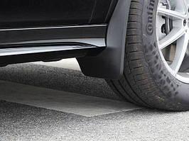Бризковики під оригінал без порогів 450 (4 шт) Mercedes GLE W167