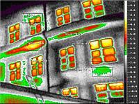 Обследование квартиры тепловизором Flir T335 (Швеция)