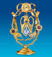 Настольные часы Сваровски Ангел AR-1357