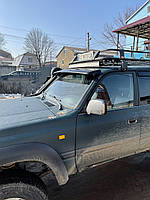 Toyota Land Cruiser 80 Козирок на лобове скло