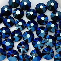 Swarovski Metallic Blue ss5(1.8мм).Цена за 50штук