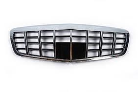 Решітка радіатора GT Mercedes S-сlass W221