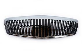 Решітка радіатора Maybach Mercedes S-сlass W221
