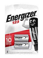 Батарейки Energizer CR123A