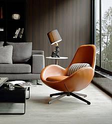 Шкіряне крісло. Модель RD-2109