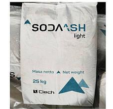 Сода кальцинированная, в мешках 25 кг