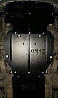 Металлическая (стальная) защита двигателя (картера) Audi Q7 (2006-) (V-4.2 quattro)