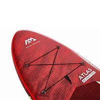 Сапборд Aqua Marina Atlas Advanced 12'0 2021 - надувная доска для САП сёрфинга, sup board, фото 3