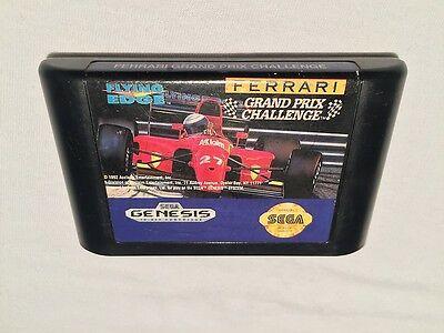 "Картридж для sega ""Ferrari Grand Prix Challenge"""