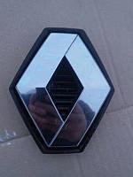 Передня Емблема (128мм на 105мм Туреччина) Renault Scenic/Grand 2003-2009 рр.