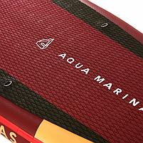 Сапборд Aqua Marina Atlas Advanced 12'0 2021 - надувная доска для САП сёрфинга, sup board, фото 8