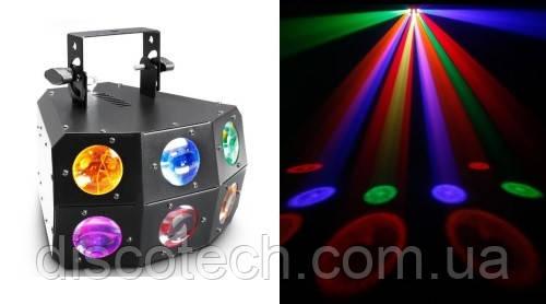 Световой LED прибор New Light VS-80 DERBY MATRIX BEAM LIGHT