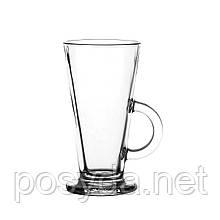 Чашка стеклянная Pasabahce Паб, 260 мл (уп 2 шт)