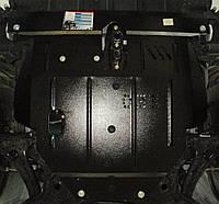 Металлическая (стальная) защита двигателя (картера) BYD F3 (2011-) (V 1,5)