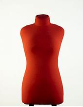 Манекен брючный портновский красный модель Любовь, 46 размер