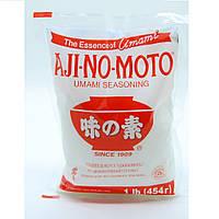 Глутамат натрия усилитель вкуса азиатская приправа Аджиномото, Ajinomoto 454г/400г (Япония, Вьетнам)
