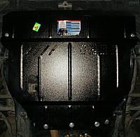 Металлическая (стальная) защита двигателя (картера) BYD F6 (2011-) (V 2,0)