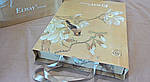 Комплект постільної білизни ELWAY (Польща) 3D LUX Сатин Євро Подарункова упаковка (273), фото 4
