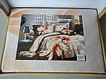 Комплект постельного белья ELWAY (Польша) 3D LUX Сатин Евро Подарочная упаковка (273), фото 2
