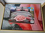 Комплект постельного белья ELWAY (Польша) 3D LUX Сатин Евро Подарочная упаковка (275), фото 2