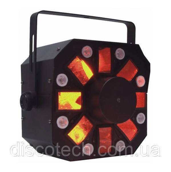 Світловий LED прилад Emiter-S A052 LASER LIGHT MOONFLOWER