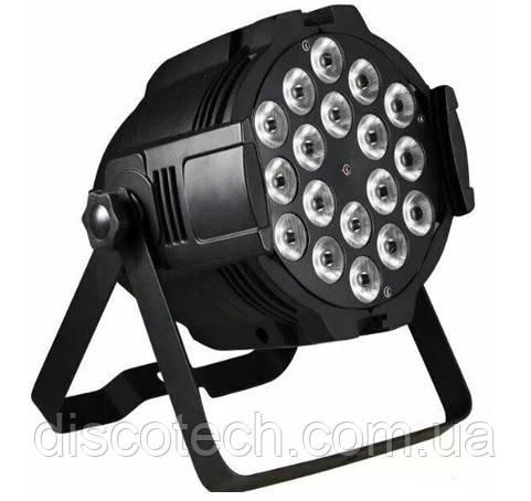 Пар City Light CS-B180 LED PAR LIGHT 18*10W RGBW (4 в 1)