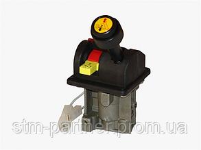 Пневматическая система управления джойстик для гидравлики (двухпозиционный) Joystick BP Bistable Lever