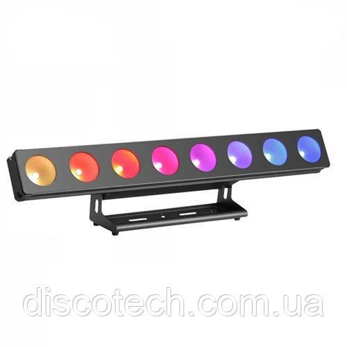 Світлодіодна панель Emiter-S A011 8*30W 3 в 1 COB LED Wall Light Washer