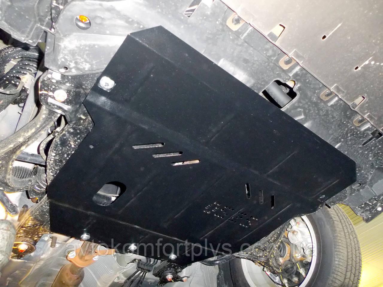 Металлическая (стальная) защита двигателя (картера) BYD G6 (2013-) (V 2,0)