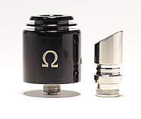 Дрип-атомайзер Omega - чёрный (Clone), фото 1