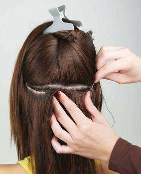 Все про накладних волоссі