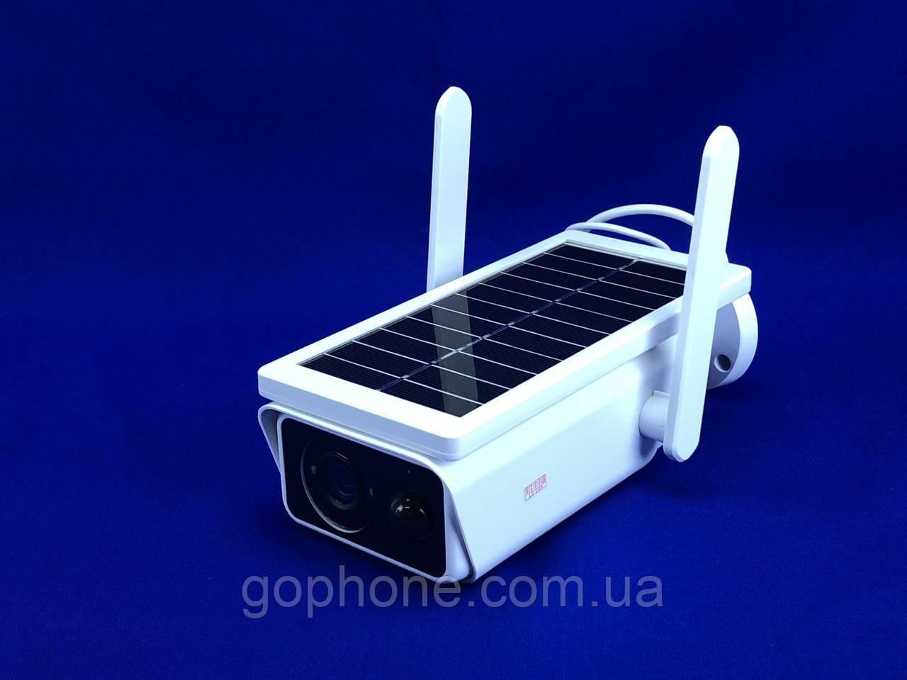 Беспроводная WiFi-камера на солнечной батарее 9591 (ABQ-Q1)