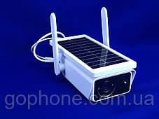 Беспроводная WiFi-камера на солнечной батарее 9591 (ABQ-Q1), фото 3