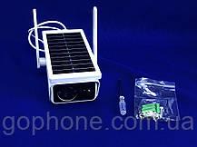 Беспроводная WiFi-камера на солнечной батарее 9591 (ABQ-Q1), фото 2