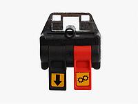 Пневматическая система пульт управления из кабины для гидравлики (двухсекционный)