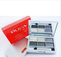 Тени для век Pupa Milano 6 colour Baroque Eyeshadow