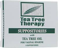 Суппозитории *«Tea Tree Therapy» (США)*