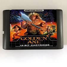 Ігровий Картридж для Sega Mega Drive Golden Axe
