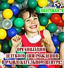 Организация детского дня рождения в развлекательном центре