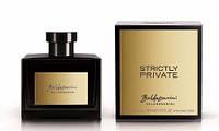 Мужская парфюмированная вода Strictly Private Baldessarini 100 мл