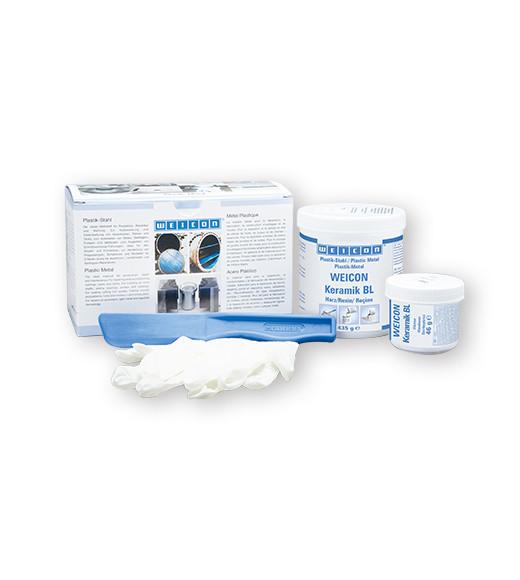 Металлополимер -WEICON Ceramic BL жидкий эпоксидный состав