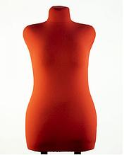 Манекен портновский красный модель Любовь, 50 размер