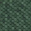 ТЕХНОНИКОЛЬ Гибкая черепица, Финская, Соната, зеленый