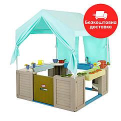 Игровой домик, палатка - Бунгало Little Tikes 656002M Бесплатная доставка.