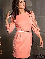 Платье с красивыми рукавами   Джейн lzn